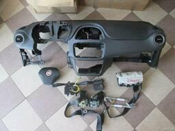 Торпедопанель подушка airbag air bag ремни Fiat Grande Punto