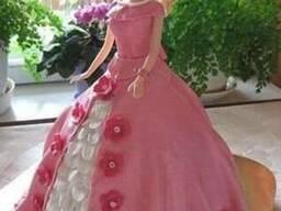 """Торт кукла """"Барби"""""""