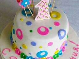 Торт на заказ для детей Детский торт на заказ
