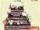 Торты на заказ Чернигов, свадебный торт Чернигов - фото 3