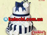 Торты на заказ Чернигов, свадебный торт Чернигов - фото 5