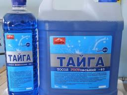 Тосол ГОСТ -40 Тайга 1 литр