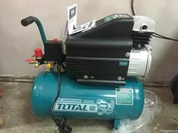 TOTAL TC 120246 - воздушный масляный компрессор