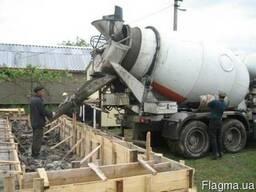 Товарный бетон в Одессе. Купить от производителя.