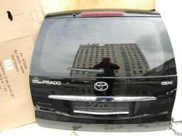 Toyota land kruiser prado 120 Крышка багажника б/у орыгинал