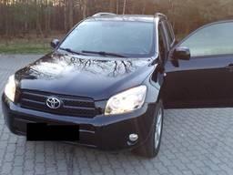 Toyota RAV III 3 (06-12) Авторазборка / Запчасти под заказ