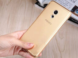 TPU чехол Nillkin Nature Series для Meizu Pro 6