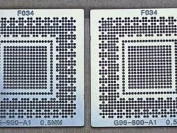 Трафарет N12M-GE-B-B1 N12M-GS-B-A1 NB9P-GS-W2-C1