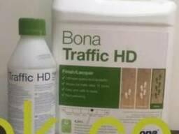 Traffic HD – двухкомпонентный полиуретановый лак на...