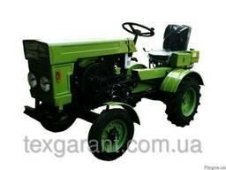 Трактор BIZON SH 12Е (12 л.с.) колеса 5.00-12/6.00-16.5