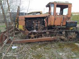 Трактор(бульдозер) ДТ-75, под восстановление