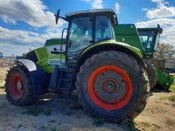 Трактор Claas Axion 830 Cebis. Клаас Аксион 830. 7300 м/ч. 2007г