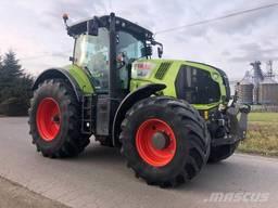 Трактор Claas Axion 840