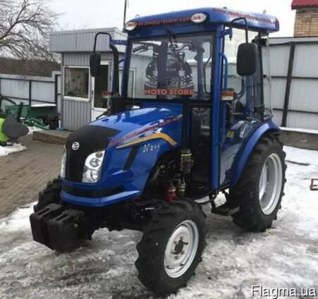 Трактор Donfeng 244DHХС 24л. с. с кабиной (с доставкой)