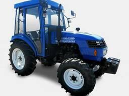 Трактор Donfeng Донгферг 404DHLC (с кабиной) с доставкой 616387c9ecaff