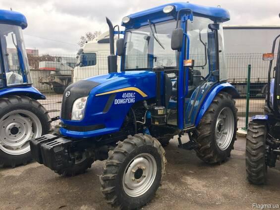 Трактор Dongfeng 404 DHLC - 40 к. с ціна f5b78cd42336e