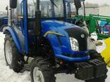 Трактор Dongfeng-404С (Донгфенг-404К) с обновленной кабиной - фото 1