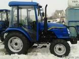 Трактор Dongfeng-404С (Донгфенг-404К) с обновленной кабиной - фото 2