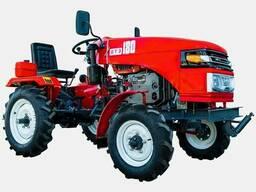 Трактор ДТЗ 180 с завода производителя с заводской гарантией