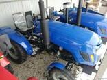 Трактор DW 160LXL плавающая фреза 100см. - фото 5