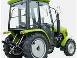 Трактор DW 244DC 24к. с. с кабиной (с доставкой) - фото 3