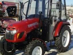 Трактор DW404DC 40л. с. с кабиной (с доставкой)