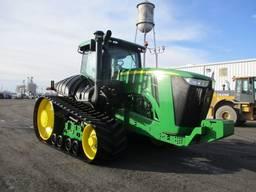 Трактор гусеничный John Deere 9510R