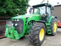 Трактор John Deere 8245 R, 2010 г (№ 1774)
