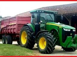 Трактор John Deere 8260R