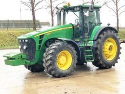 Трактор John Deere 8430 PowerShift