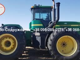 Трактор John Deere 9400 из США