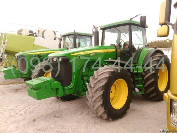 Трактор John Deere (Джон Дир) 8520