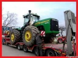 Трактор John Deere9320