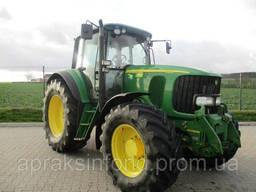 Трактор колесный John Deere 6920 PowerShift 140 л. с. 2004г