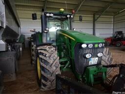 Трактор колесный JOHN DEERE 8530