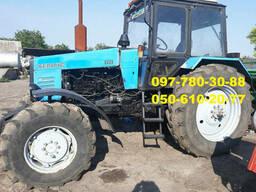 Трактор колесный МТЗ-1221 (Б/У)