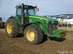 Трактор колісний John Deere 8430
