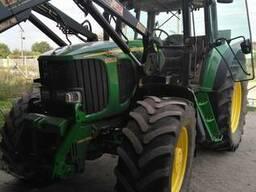 Трактор Колёсный JOHN DEERE 6920S