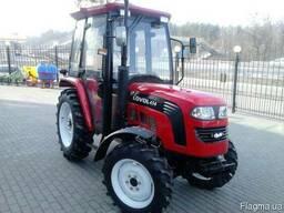 Трактор Lovol TB-454 *Фотон-454* с кабиной и реверсом