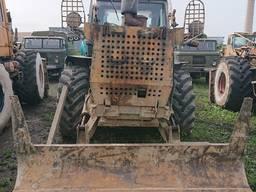 Трактор ЛТ-157 ТО 635 ЗА