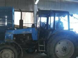 Трактор МТЗ 1221.2, б/у, 2008 года выпуска.