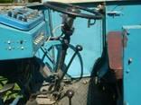 Трактор Самодельный на базе дизельного двигателя 4-Ча - фото 5