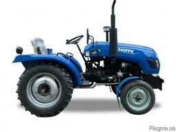 Трактор T240FPK - 24 к. с (17,6 кВт)