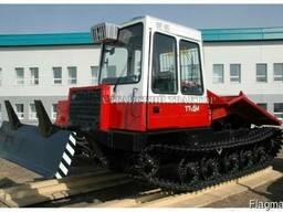 Трактор ТТ-4 трелевщик
