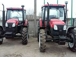 Трактора YTO ME304, MF454, LX954, X1204, X1304