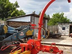 Тракторная жатка для кукурузы Puttinger MEX II Rotation