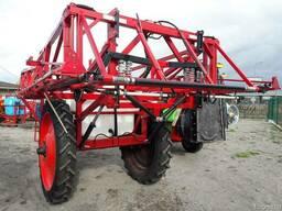 Тракторный прицепной опрыскиватель 2000 л штанга 18 м - фото 8