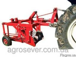 Тракторные картофелекопалки, картофелекопалки для мотоблоков