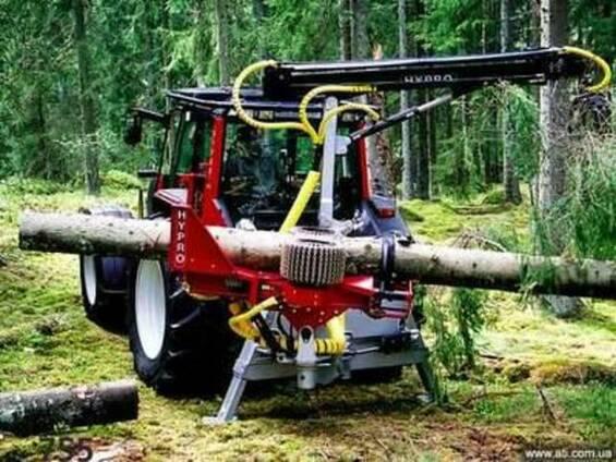 Тракторные процессоры HYPRO