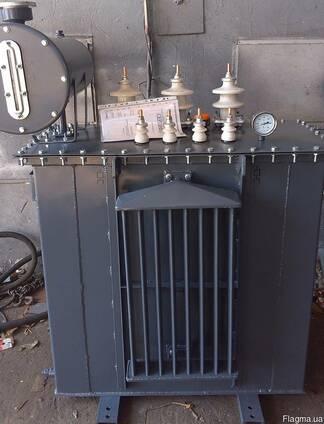 Трансформатор ТМ 160/10(6)/0,4 купить в Калиновке | 424x324